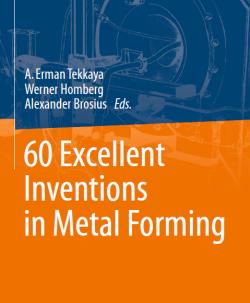 60 اختراع در شکل دهی فلزات