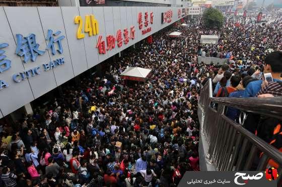 جمعیت چین
