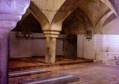 دانلود مطالعه، آسیب شناسی، طرح مرمت و احیاء حمام حسن خان کرمانشاه