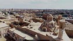 طرح جامع شهر کاشان
